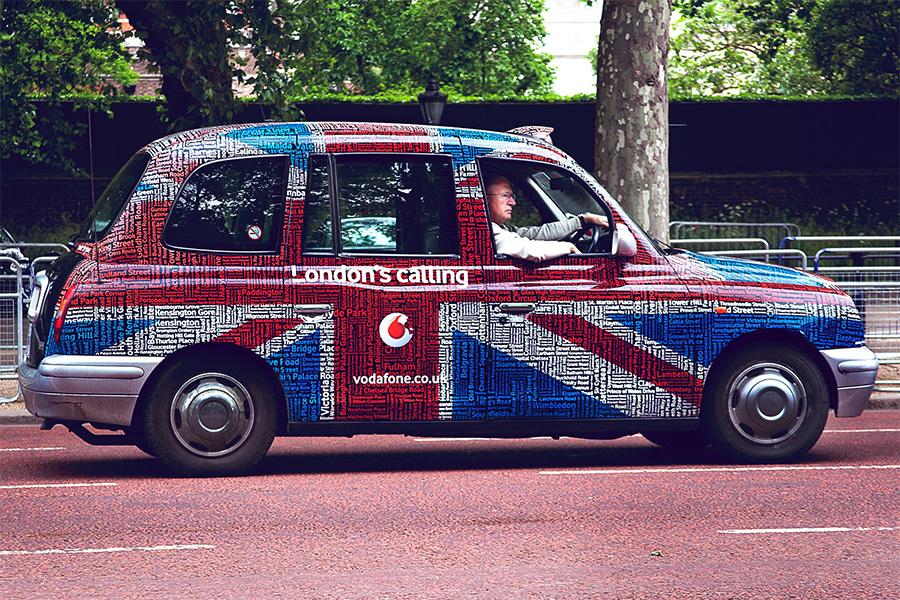 Taksówki w Anglii coraz droższe