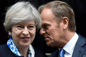 Donald Tusk chce zaproponować Wielkiej Brytanii opóźnienie terminu wyjścia z Unii Europejskiej o 12 miesięcy z możliwością wcześniejszego brexitu
