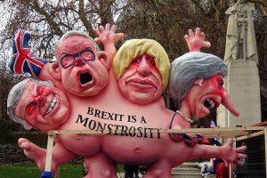 Rząd Wielkiej Brytanii chce wydać 100 mln funtów na reklamę brexitu bez umowy