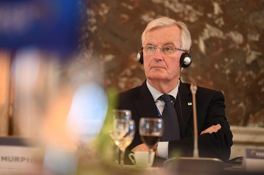 """Główny negocjator UE ds. brexitu: twardy brexit """"coraz bardziej prawdopodobny"""""""
