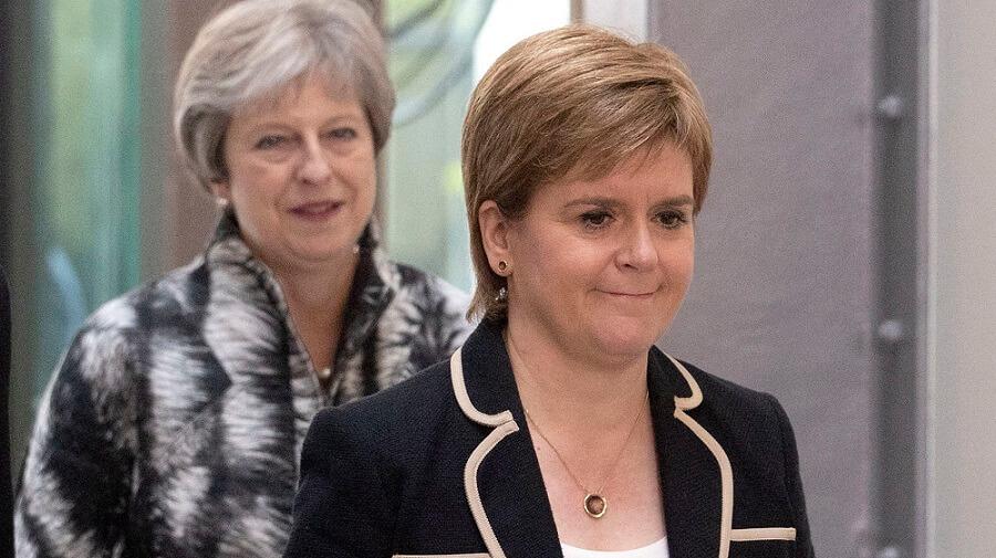Szkocja ogłosi referendum niepodległościowe, jeśli Wielka Brytania opuści Unię